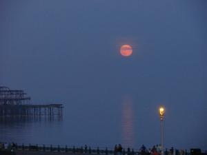 big pink moon