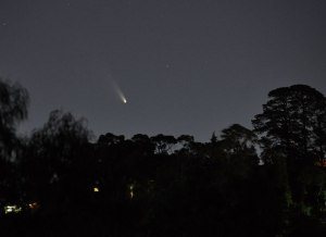 comet-panstarrs